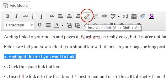 linkinwordpress